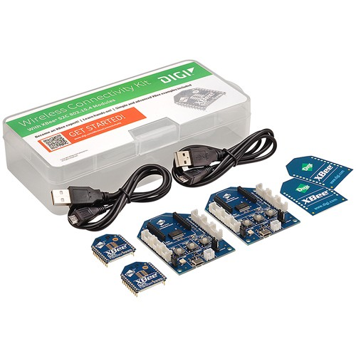 Wireless Connectivity Kit w/ XBee 802.15.4