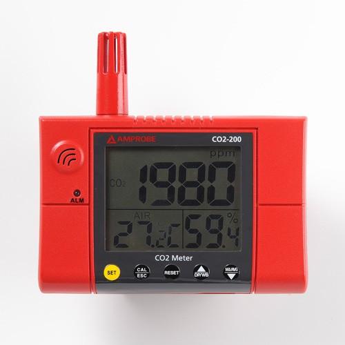 CO2/온도/습도계