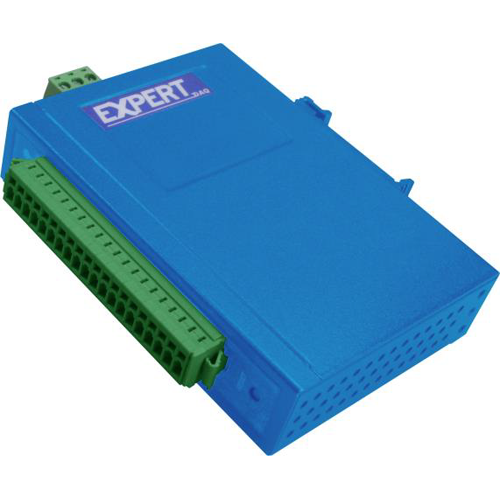 Dual Lan Ethernet I/O Module