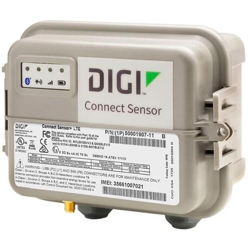 Digi 센서 통합형 산업용 셀룰러 게이트웨이