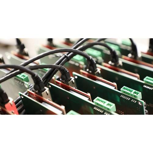 (옵션) 리크 테스터 연결/통신