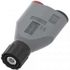 BNC  To 4mm  바나나 잭 감쇠기(X10)