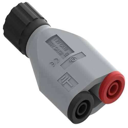 BNC To 4mm 바나나 잭 감쇠기(X100)