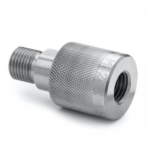 12 x 1.5 mm (F) 퀵 커넥터 x (M) 퀵 테스트, S.S