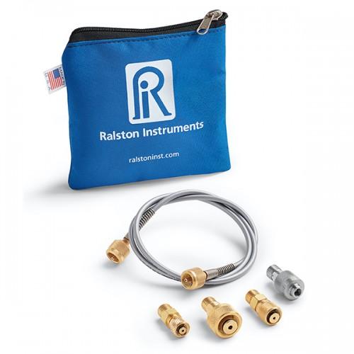 퀵 테스트 튜브 피팅 커넥터 키트