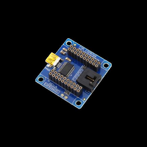 Adafruit Huzzah ESP8266 통합 USB 및 I2C 포트 용 I2C 쉴드