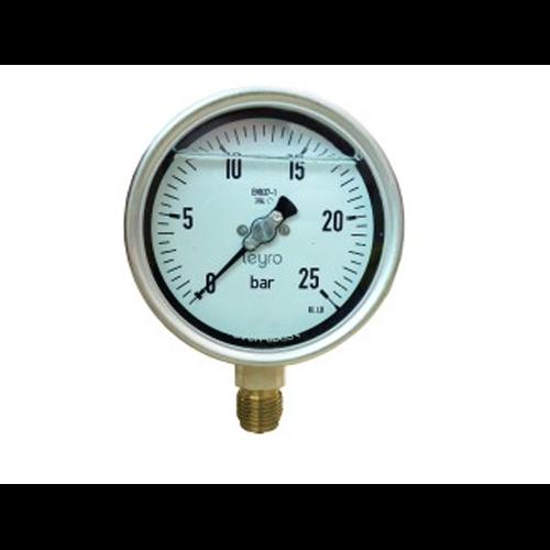 Pressure manometer