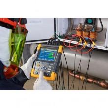 3상 전력 품질 및 모터 분석기