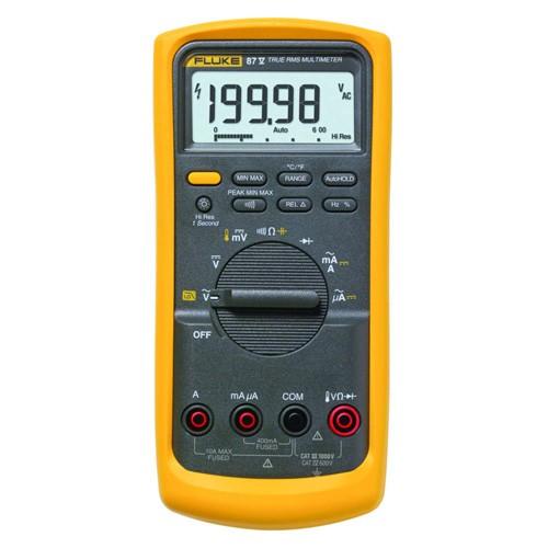 FLUKE 87V / FLUKE 87-5 디지털 멀티미터