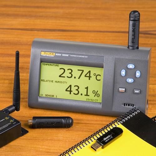 디지털 온도/습도 기록계