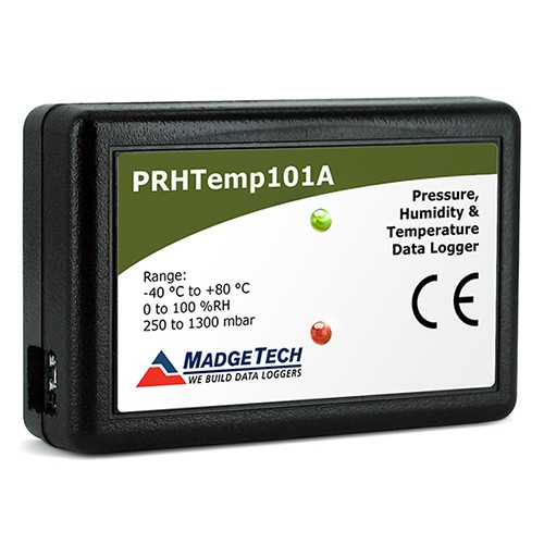 PRHTEMP101A 온도/습도/압력 데이터로거